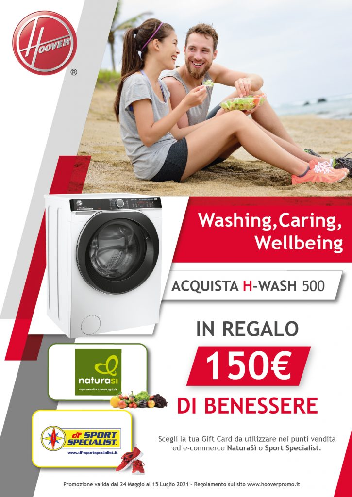 Hoover WASHING CARING WELLBEING
